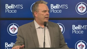 RAW: Winnipeg Jets Kevin Cheveldayoff Media Conference – Feb. 25